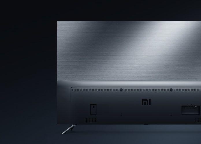 Xiaomi Mi TV 4 с беззеркальным 65-дюймовым экраном 4K и поддержкой HDR 10